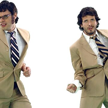 Flight of the Conchords Dancing by Maddisan
