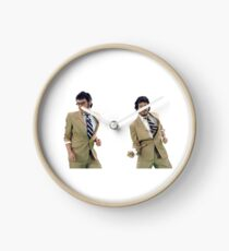 Flight of the Conchords Dancing Clock