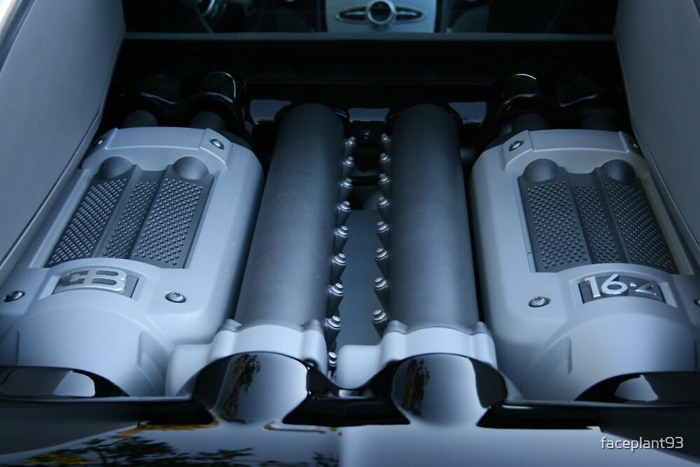 Bugatti Power by faceplant93