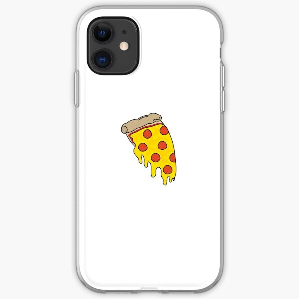 Pizza iPhone Soft Case