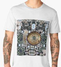 Techno Punk Clothing  Men's Premium T-Shirt