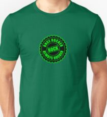 Once rocker black green T-Shirt