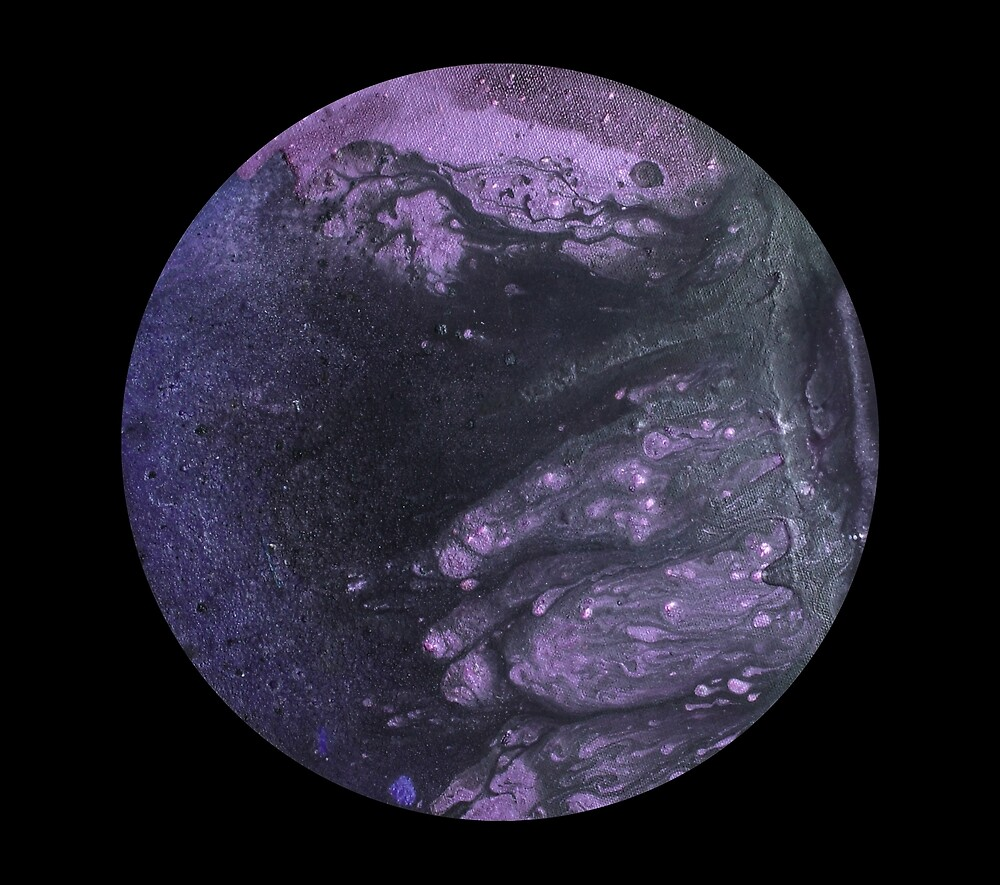 The Purple Planet by TNEW