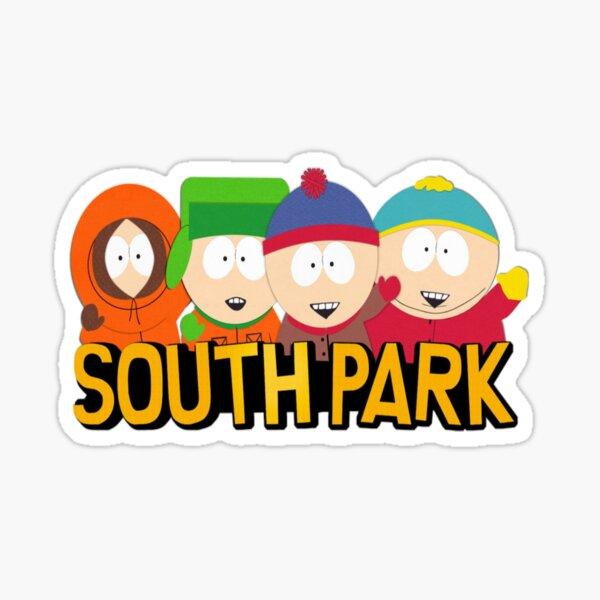 Süd Park Sticker