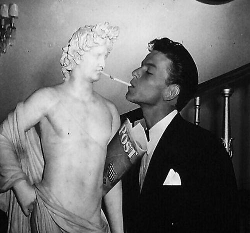 Frank Sinatra by Miahrae