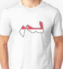 Marina Bay Street Circuit Unisex T-Shirt