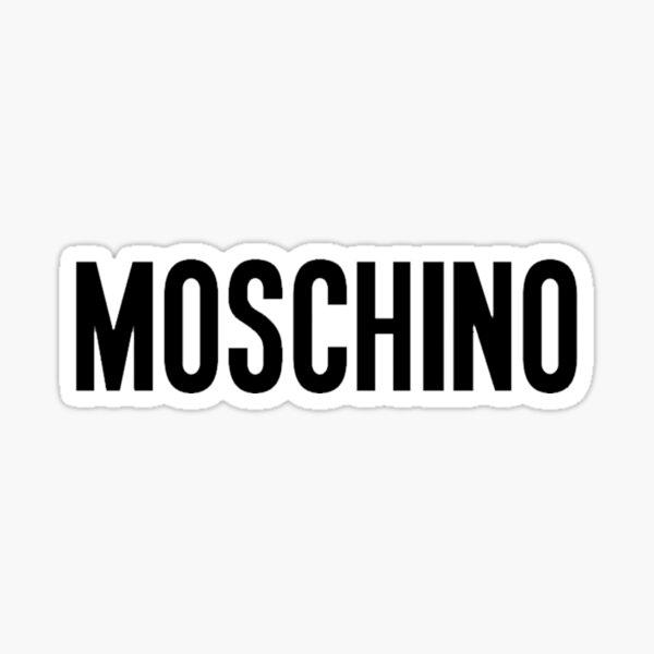 Camiseta Mo chisno Logo Pegatina