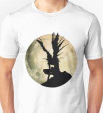 Death Note Moon Silhouette Unisex T-Shirt