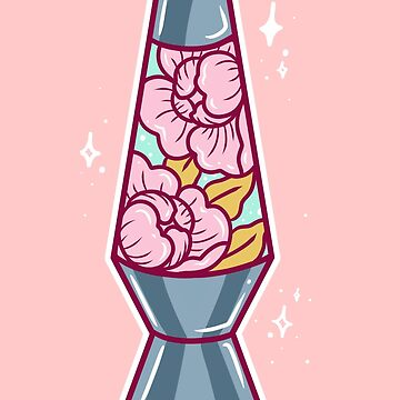 Floral Lamp by KershawDesigns