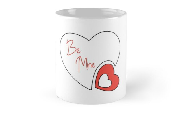 Valentine Day Gifts 2018 Engagement Gift Wedding Gift Couple Mug Set by David Uy