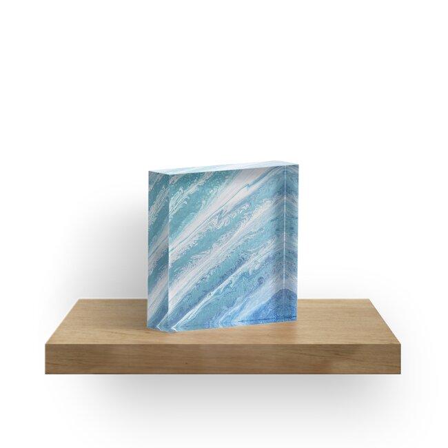 Glacier by CLeighArts