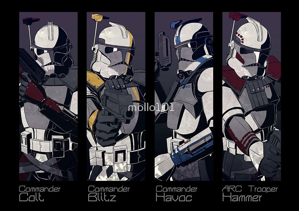 Rancor Battalion by mollo101