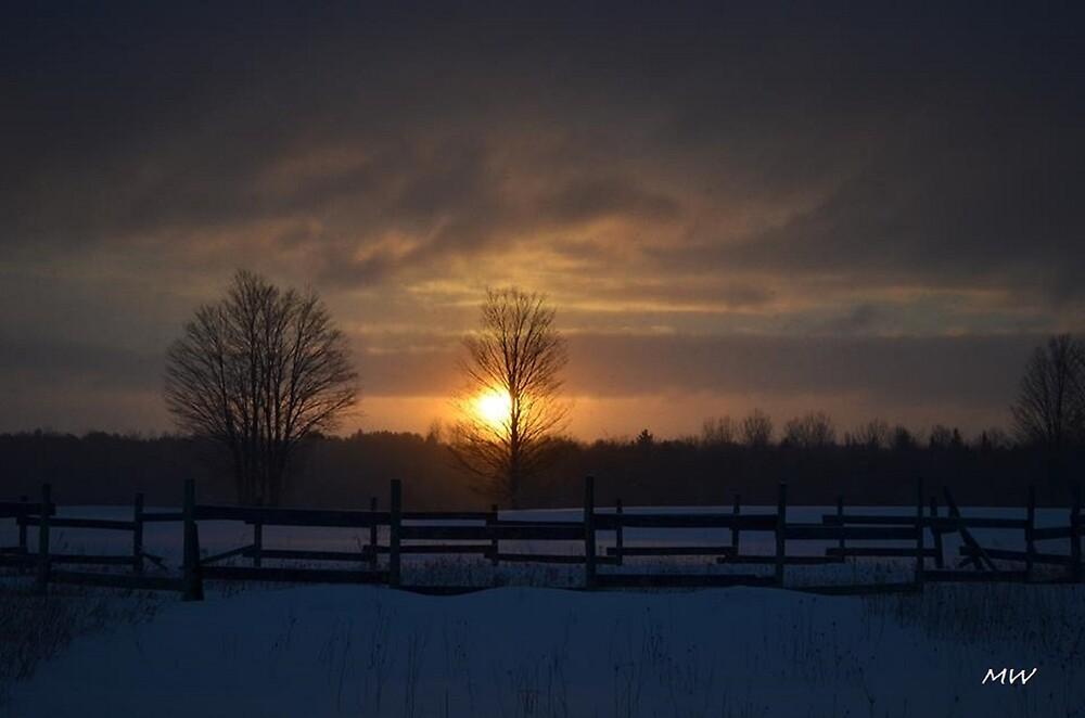 Winter Mornin by MWDesignUP
