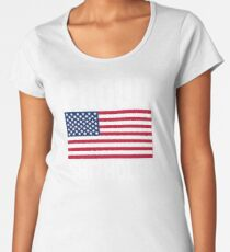 Proud Shitholer from Shithole Countries T Shirt Women's Premium T-Shirt