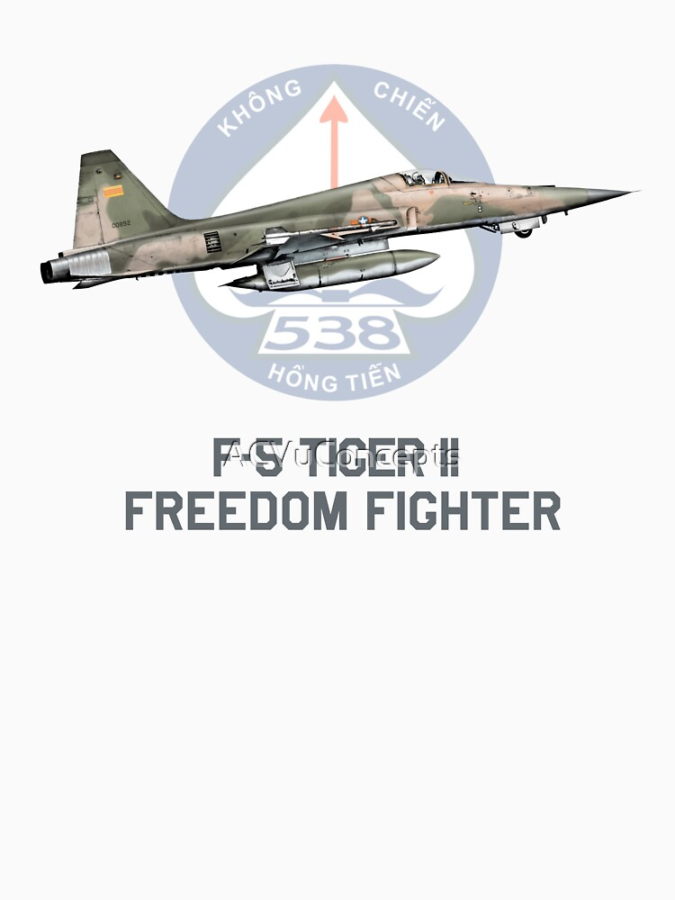 VNAF F-5E TIGER II FREEDOM FIGHTER by ACVuConcepts