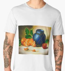 Still life in acrylic  Men's Premium T-Shirt