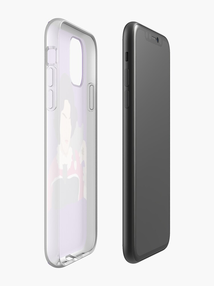 Coque iPhone « reine soko et chat », par homelessthebob