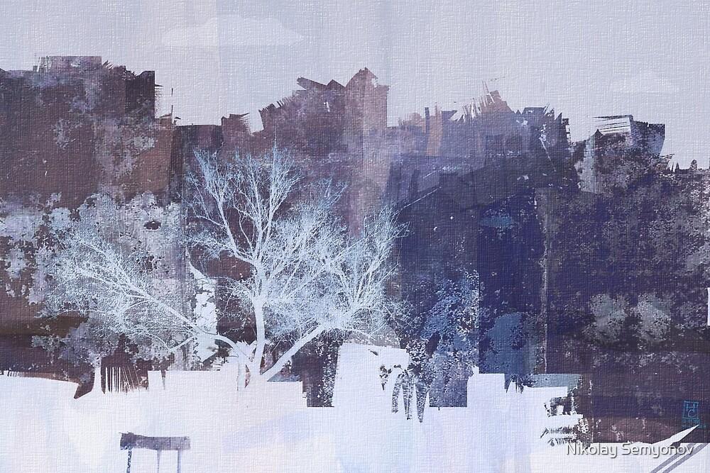 uptown by Nikolay Semyonov