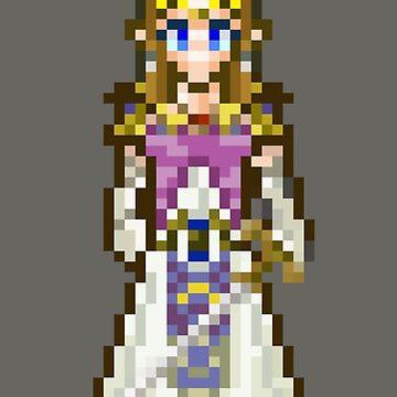 Princess by snespix