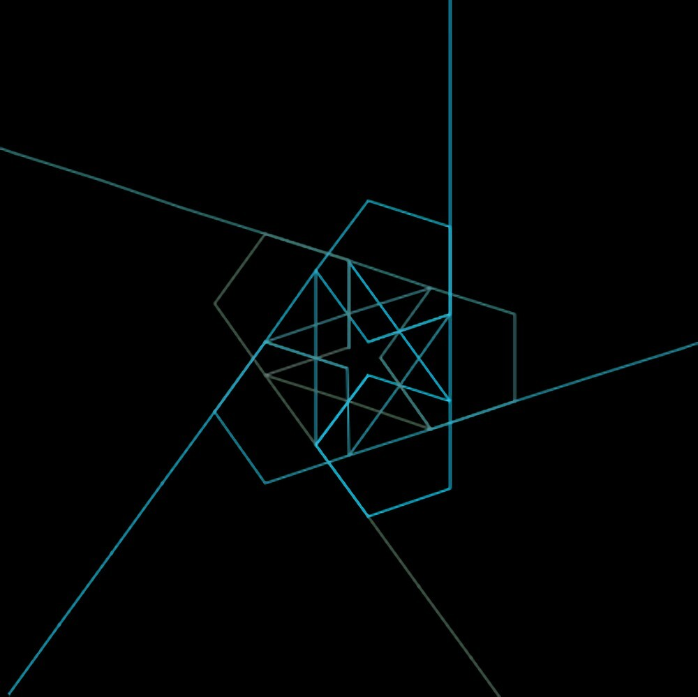 Star Pattern by Eloxtic