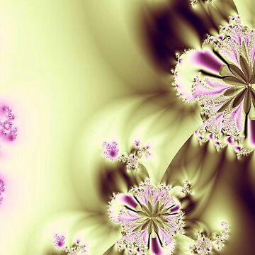 Floral Fractal  by GretaM
