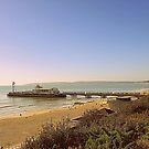 Bournemouth Beach & Pier by naturelover