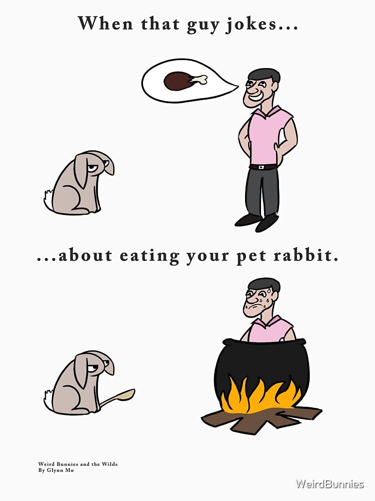 Bad Rabbit Jokes by WeirdBunnies