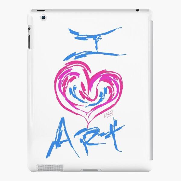 I Love Art iPad Snap Case