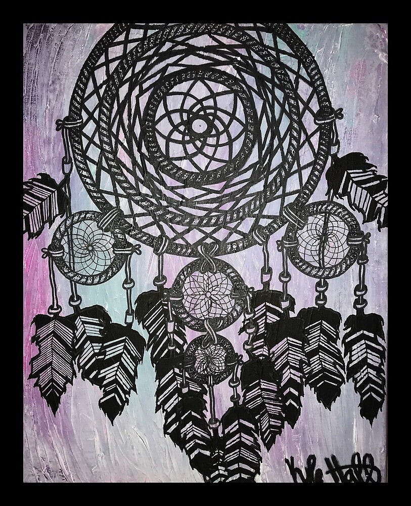 Dream catcher by Kyle  Hall