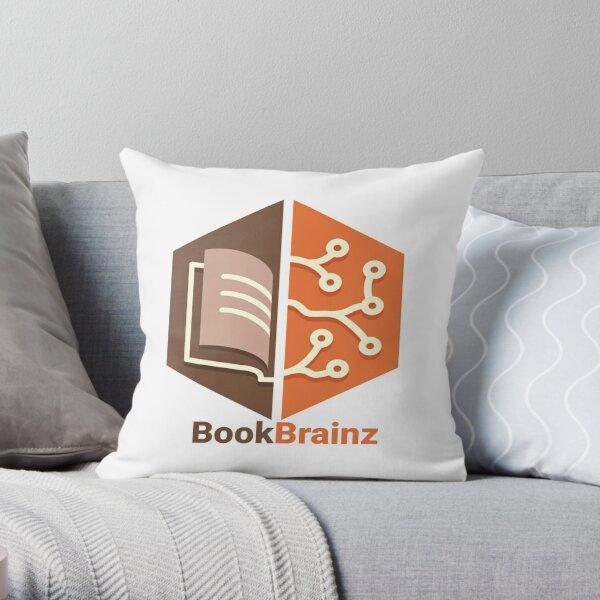 BookBrainz Throw Pillow