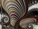 Infinite Spirals by Linda Perry McCarthy