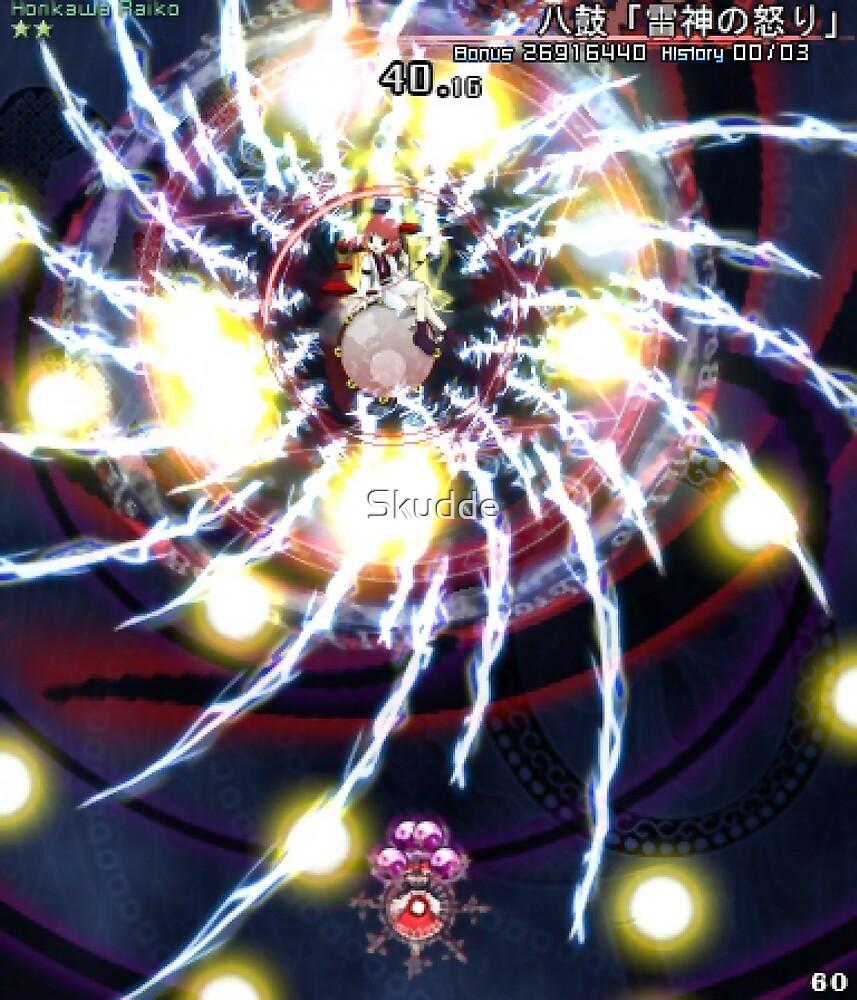 Thunder God's Anger by Skudde