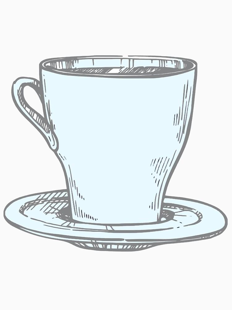 But First Coffee Breakfast Sticker by cea010