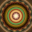 Mandala Colours Colors by Vitta