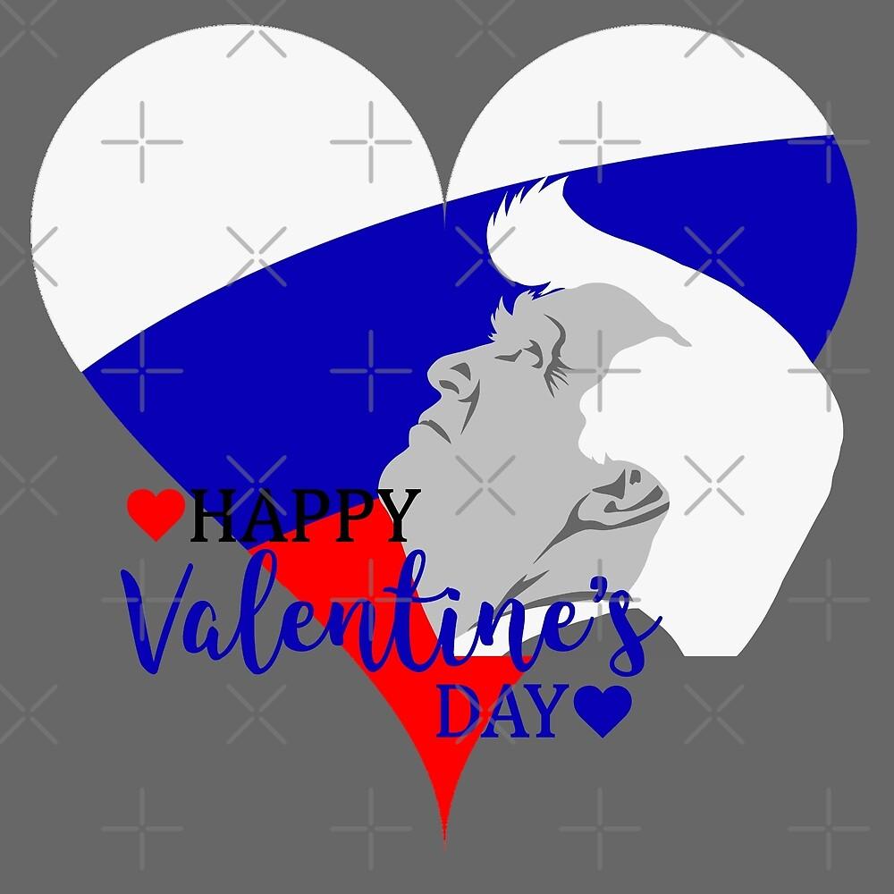 donald trump valentine by gossiprag