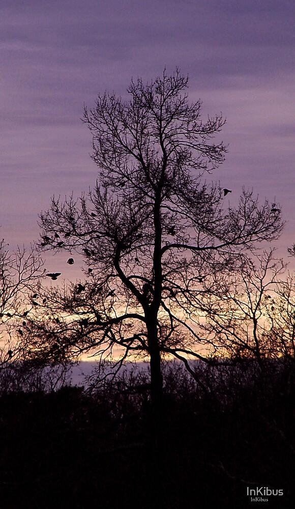Bird Tree by InKibus