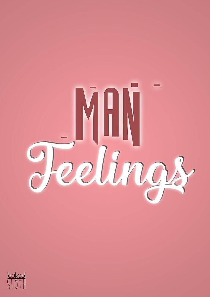 MAN FEELINGS by GRAFTA