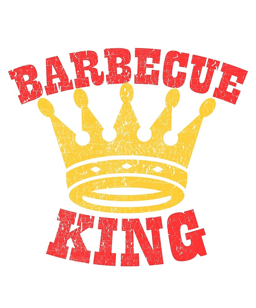 BBQ King gift by JaNi-Design