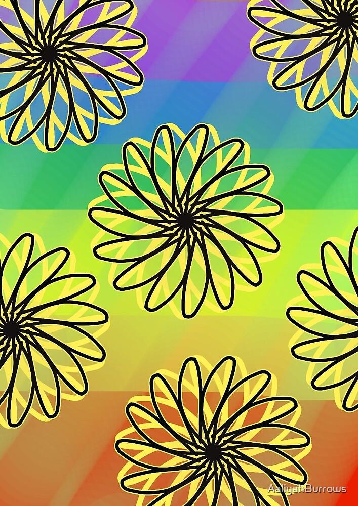 Rainbow days by AaliyahBurrows