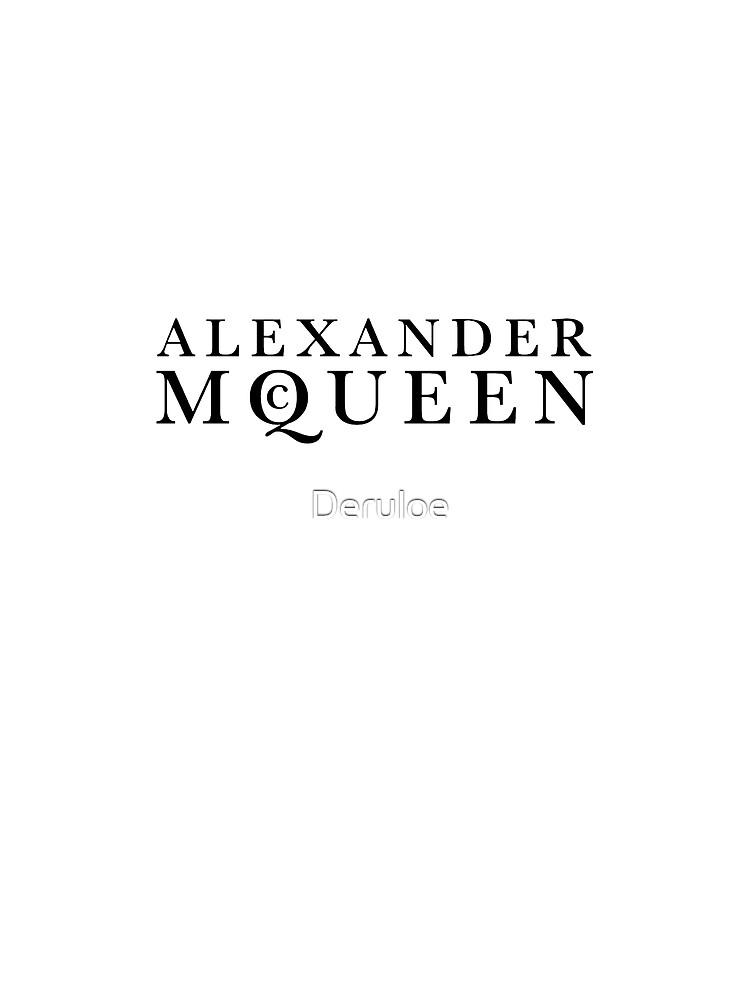 Aleksander mcquin by Deruloe