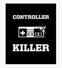 Controller Killer Photographic Print