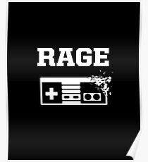 Rage Controller Poster