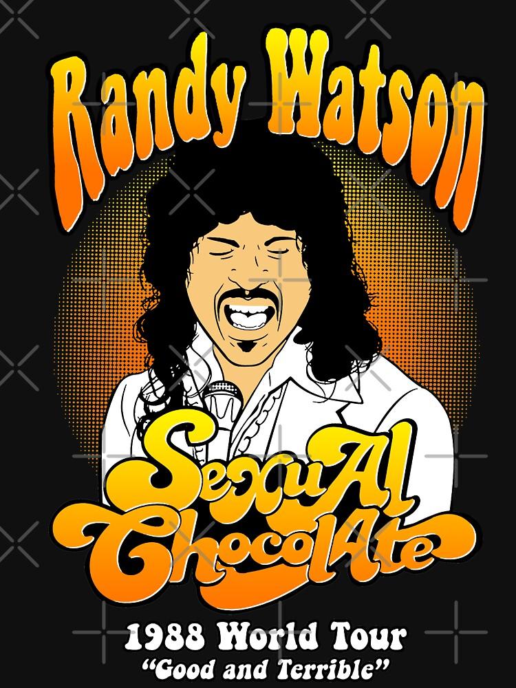 Randy Watson 1988 World Tour good by Sanjulins