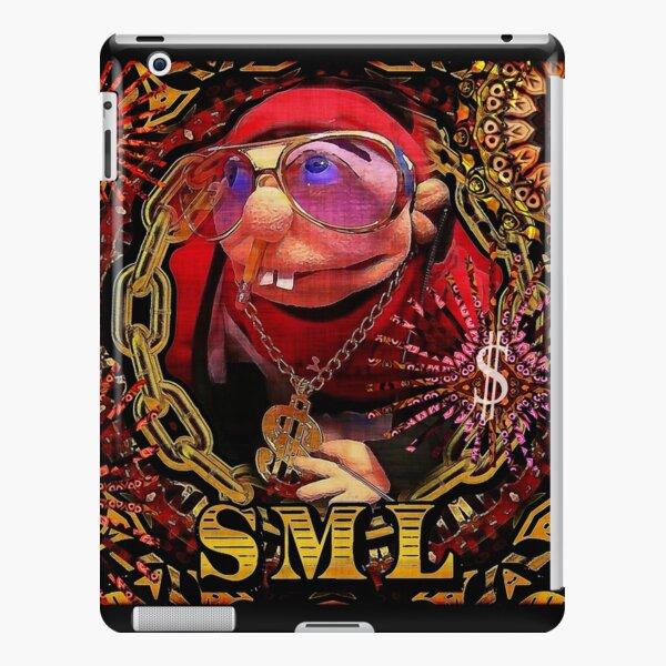 SML JEFFY RAPPER v3 iPad Snap Case