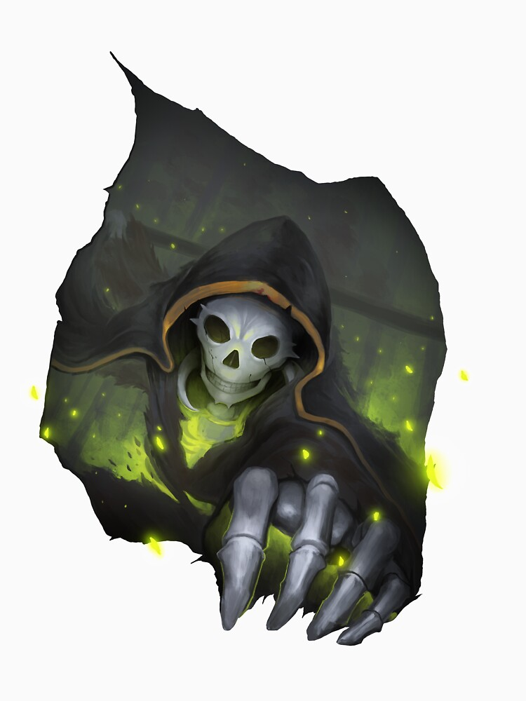 Reaper's Grasp by deracts