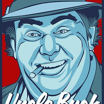 Uncle Buck by grahawell