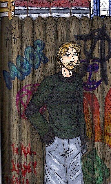 Like Graffiti on the Walls of the Heartland by daniexmachina