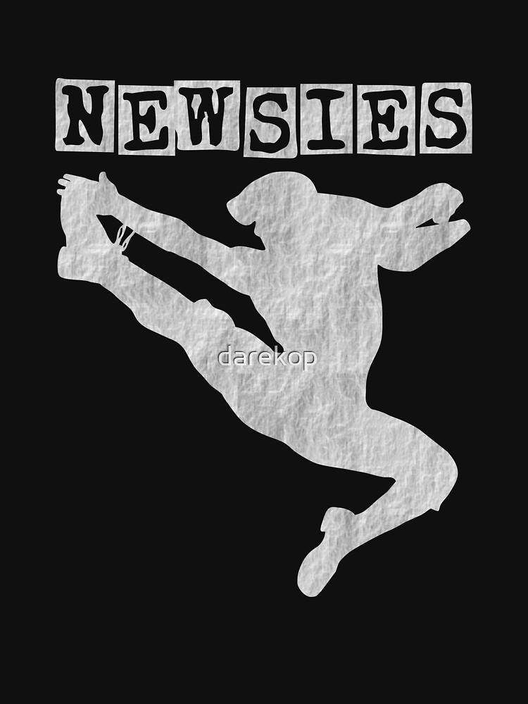 newsies by darekop