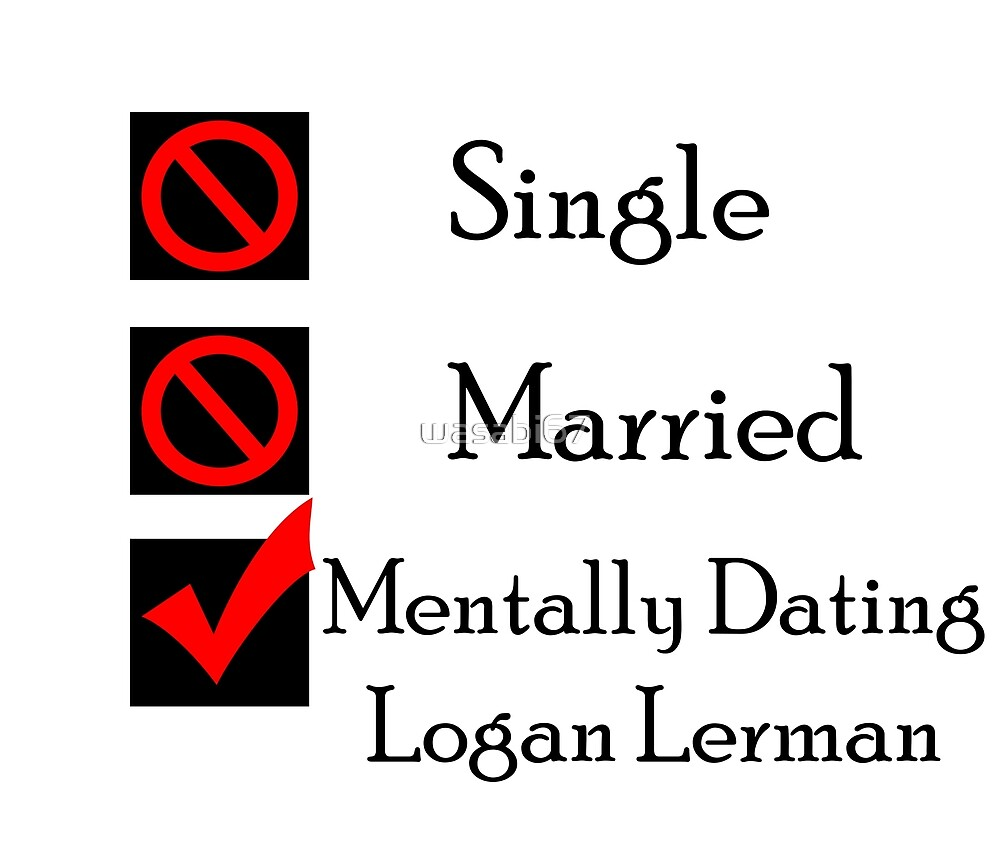 Mentally Dating Logan Lerman by wasabi67