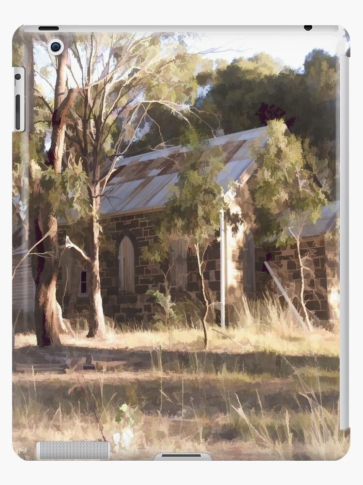 Old Bush Church by JPPhotographix
